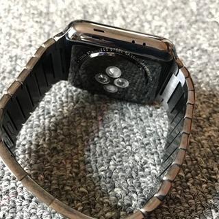 Apple Watch2 ブラックステンレス