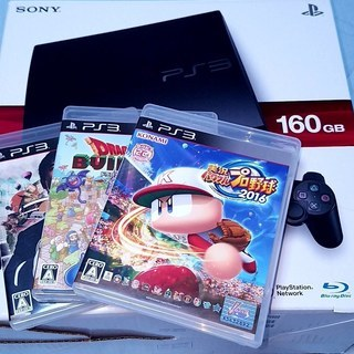 ☆値下げ SONY PlayStation3 CECH-3000A...