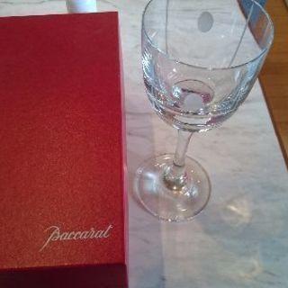 baccarat未使用グラス