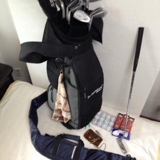 DUNLOP ゴルフクラブ フルセット【中古、使用少】