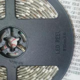 LEDテープ W10mm×6m RGB