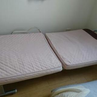 値下げ❕折り畳みベッド