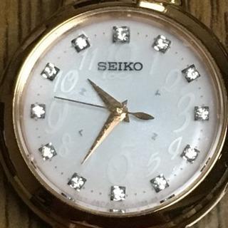 厚 17.1 SEIKO セイコー レディースウォッチ 腕時計 ...