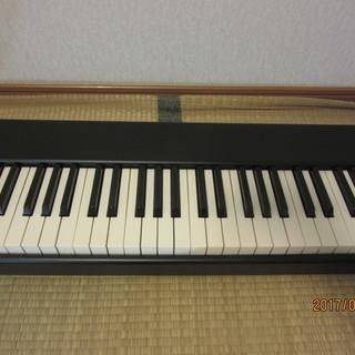 【値下げ】パナソニックのデジタルピアノ