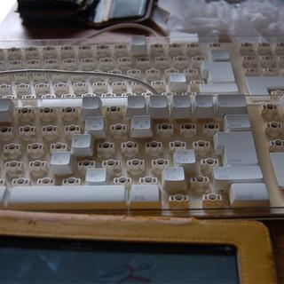 旧MAC用キーボード