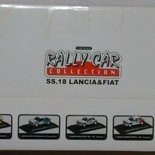 CM's ラリーカーコレクション SS.18 ランチア&フィアット
