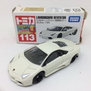 ☆絶版☆ トミカ No.113 ランボルギーニ レヴェントン(初回...