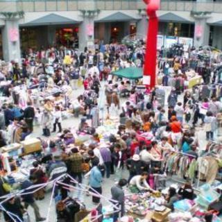 10月28日(土)弁天町ORC200 フリーマーケット