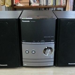 Panasonic CDステレオシステム SC-PM500 201...