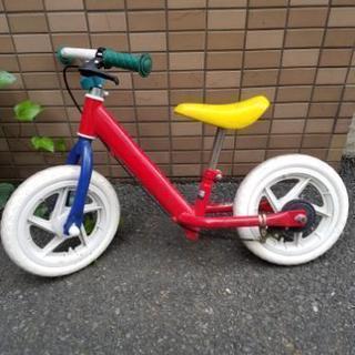 子供用のバイク(ストライダー風)