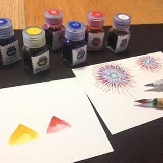3時間1000円で、絵画やイラスト...