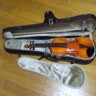 バイオリン■ドイツ製 K Shimora バイオリンセット■Ge...