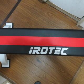 IROTEC(アイロテック)トレーニングベンチ フラットベンチ