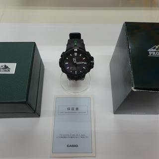 Casio Protrek PRE-S6000Y 腕時計 カシオ...