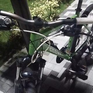 中古マウンテンバイク