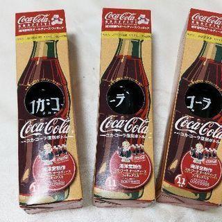 コカ・コーラ 海洋堂コラボフィギュア