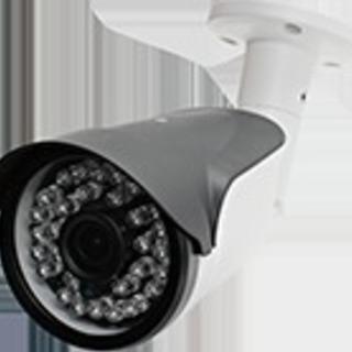 御自宅や店舗様向け 防犯カメラ136万画素レコーダーセット
