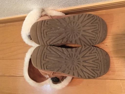 e2beda5e2c5d UGG ムートンブーツ ベイリーボタン 美品 (ひまわり) 萩原天神の靴の中古 ...