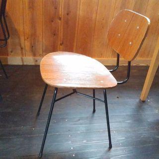 アンティーク椅子4個セット 相合家具製(バラ売り可能です)