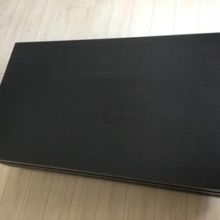 木製 センターテーブル ローテーブル