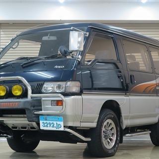 誰でも車がローンで買えます。デリカスターワゴン シャモニー ハイルーフ