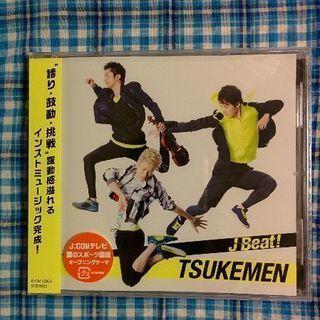 新品 TSUKEMEN 『J Beat!』