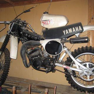 ヤマハ YZ125 空冷モトクロッサー
