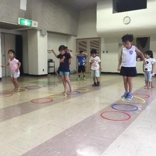 9月開講!☆親子体操☆幼児体操☆浦和美園駅