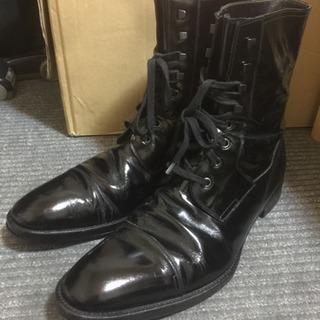 グッチ メンズ ブーツ 約 27 〜 28 センチ