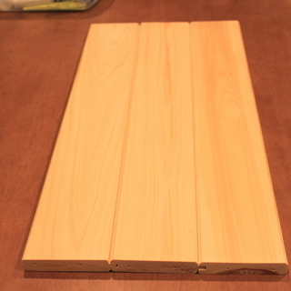 棚板 木材(国産ヒノキ) DIY