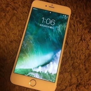 iphone6plus ゴールド ドコモ 64GB 商談中