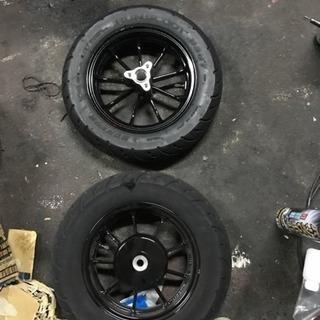アドレス v125 RPMホイール タイヤ付き