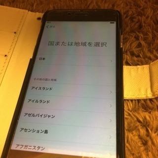 iphone6 16GB グレー 使用少 ケースつき