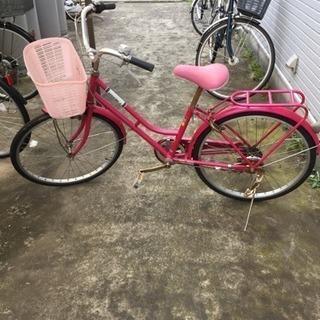 自転車 24型