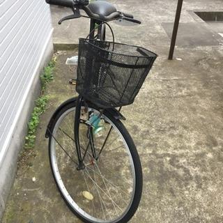 自転車 26インチ 黒