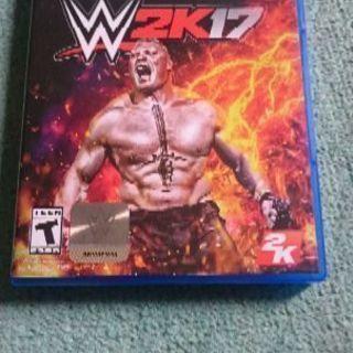 WWE2K17 (北米版)