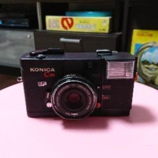 ★レトロなフィルムカメラKONICA C35★ジャンクです