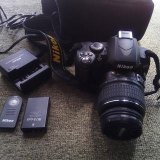 Nikon D40 レンズキット デジタル一眼レフカメラ