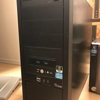 デスクトップパソコン(core i5 3.1GHz 4Gメモリ)