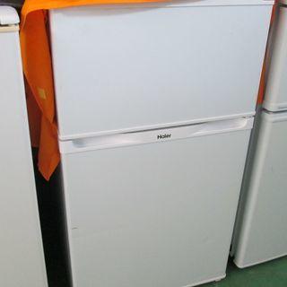 ハイアール/2ドア冷凍冷蔵庫▼91L▼JR-N91J▼2014年...