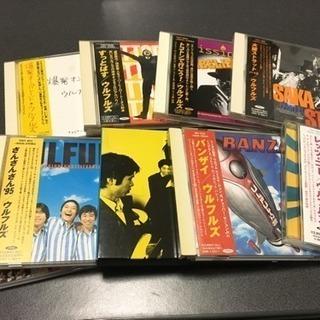 ウルフルズ アルバムCD 9枚セット