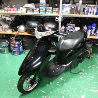 バイク屋の安心の整備済み、格安!スズキ・アドレスV50(2)