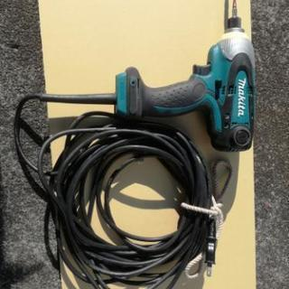 (お取引中)makita インパクトドライバー 電動工具 ビット2...