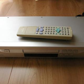 交渉中 DVDビデオプレーヤー シャープDV-SF50