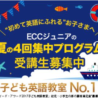 無料体験レッスン ~ 夏の4回集中レッスン最終募集!!