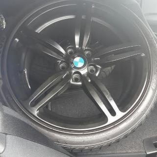 【BMW】18インチ タイヤ6部山以上