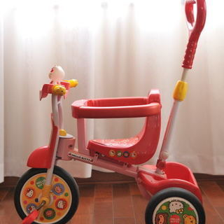 ハローキティー 三輪車
