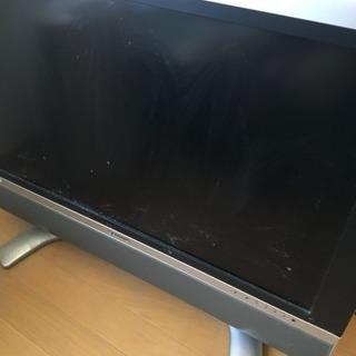 シャープ液晶テレビ32インチジャンク品