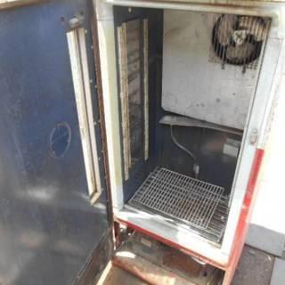 ジャンク コカコーラ 冷蔵庫