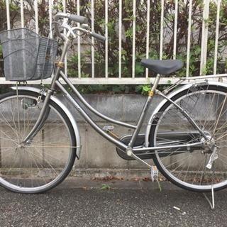 終了 【ジャンク】中古自転車
